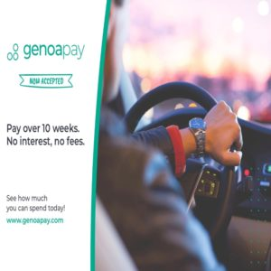 Genoapay – Get it now with 10 weeks to pay.